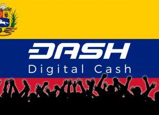 venezuela dash coin