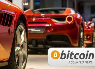 lüks araç bitcoin