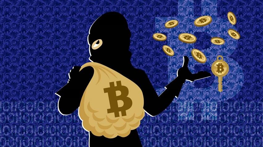 kripto para hırsızlığı